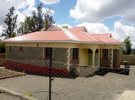 Spacious Three Bdrms House For Sale In Ngong